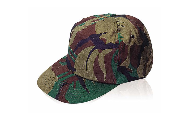 gorras de camuflaje personalizadas