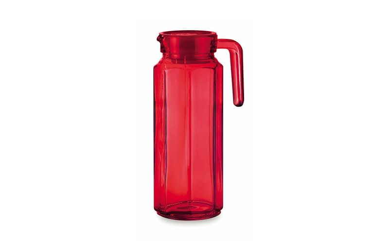 jarra de cristal corporativa