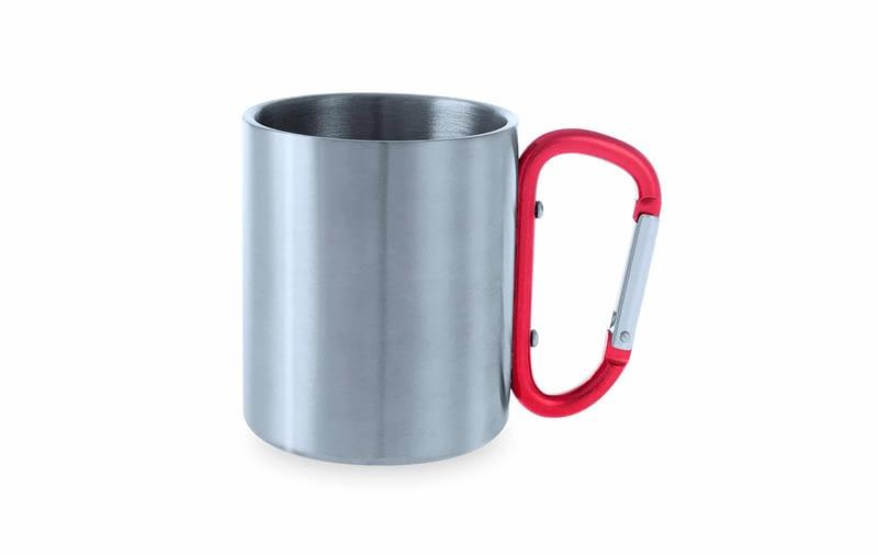 vasos de acero inoxidable